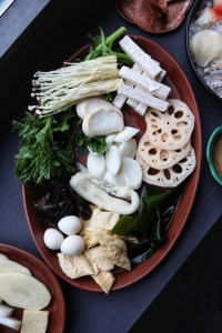 Tang Hot Pot Veggies