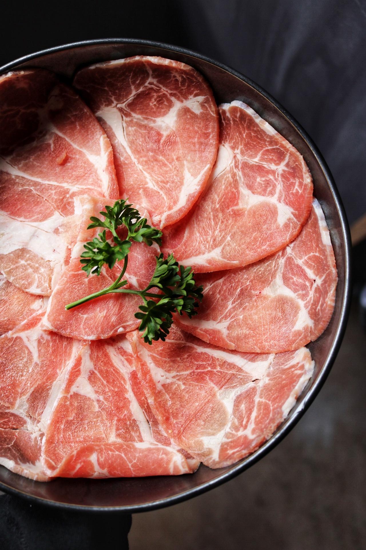 Tang Hot Pot pork