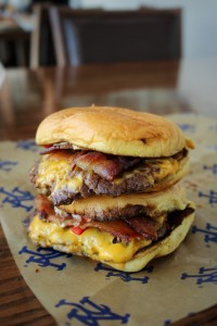 Shake Shack - Smokeshack (Niman Ranch Bacon & Cherry Peppers)