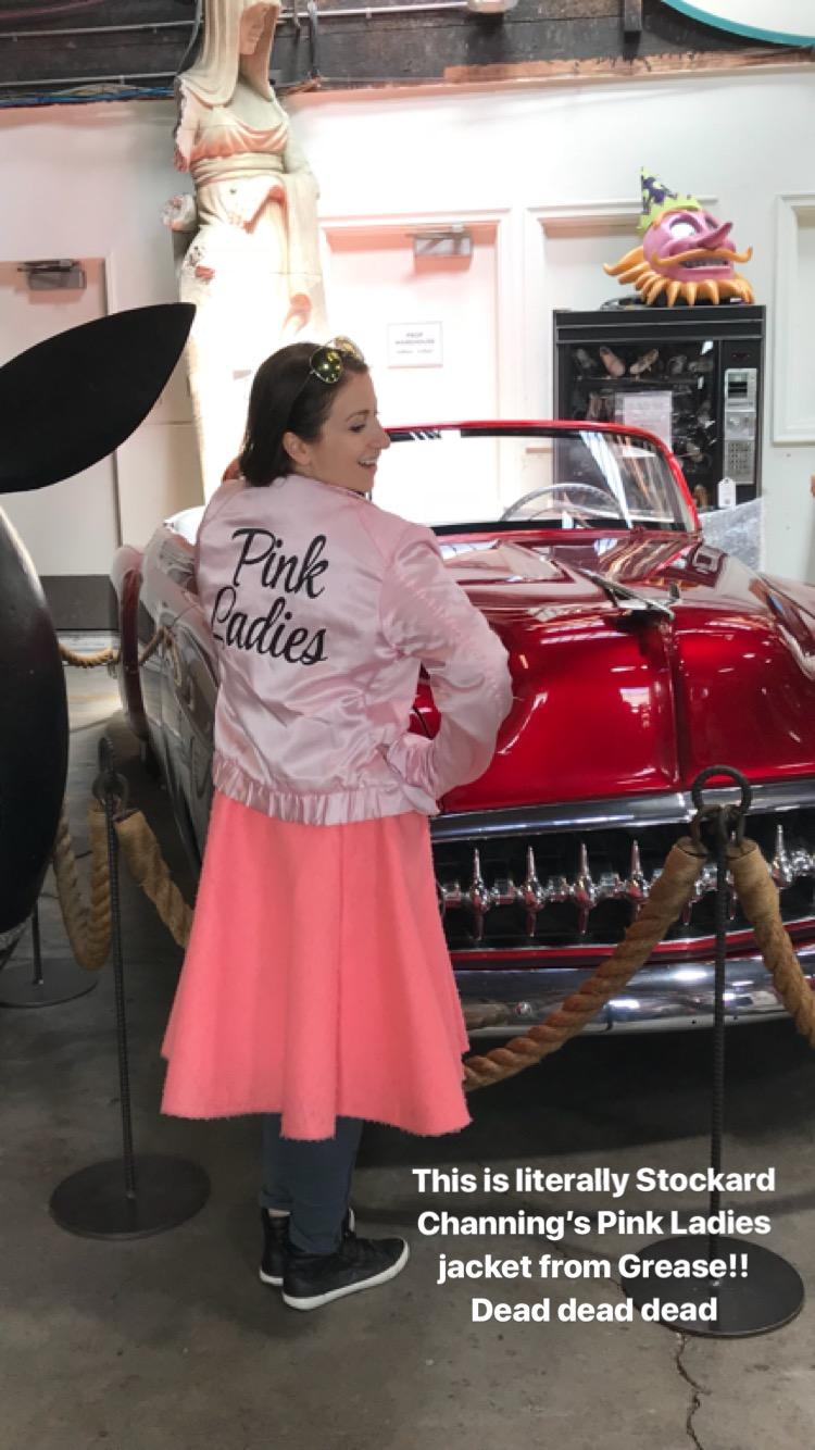 Paramount Pictures Tour - Pink Ladies