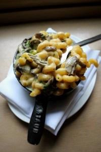 Mushroom truffle flex mussels