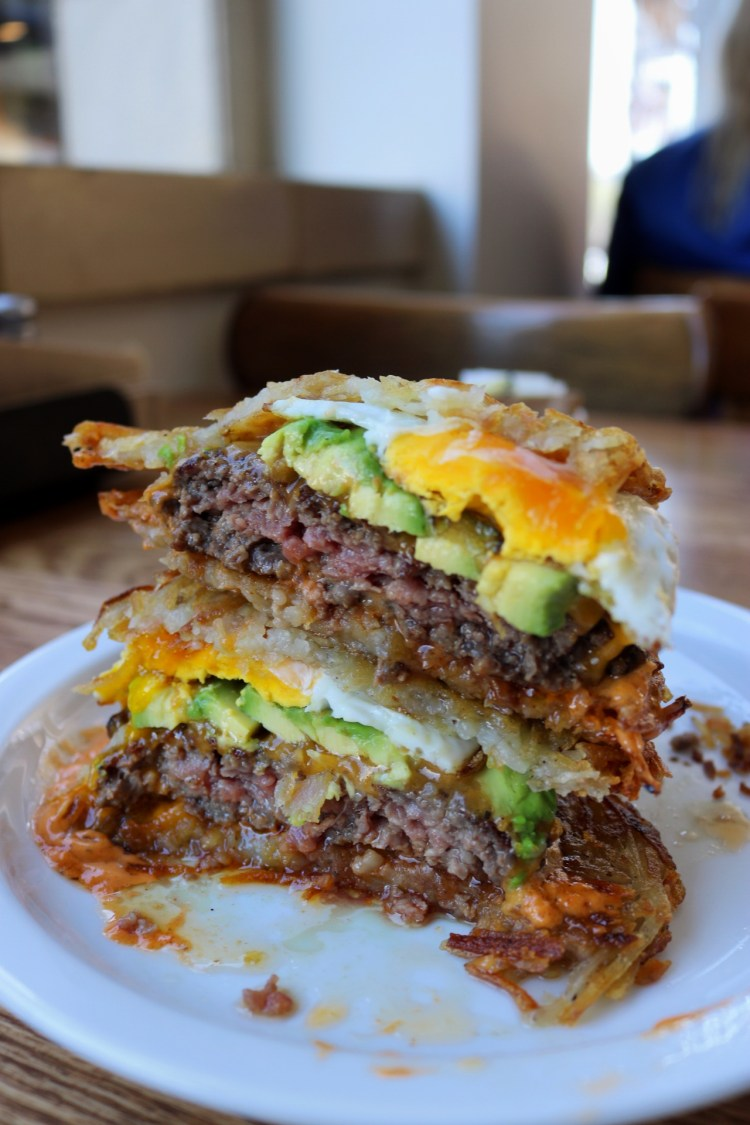 Cassell's Hamburgers - Breakfast Burger
