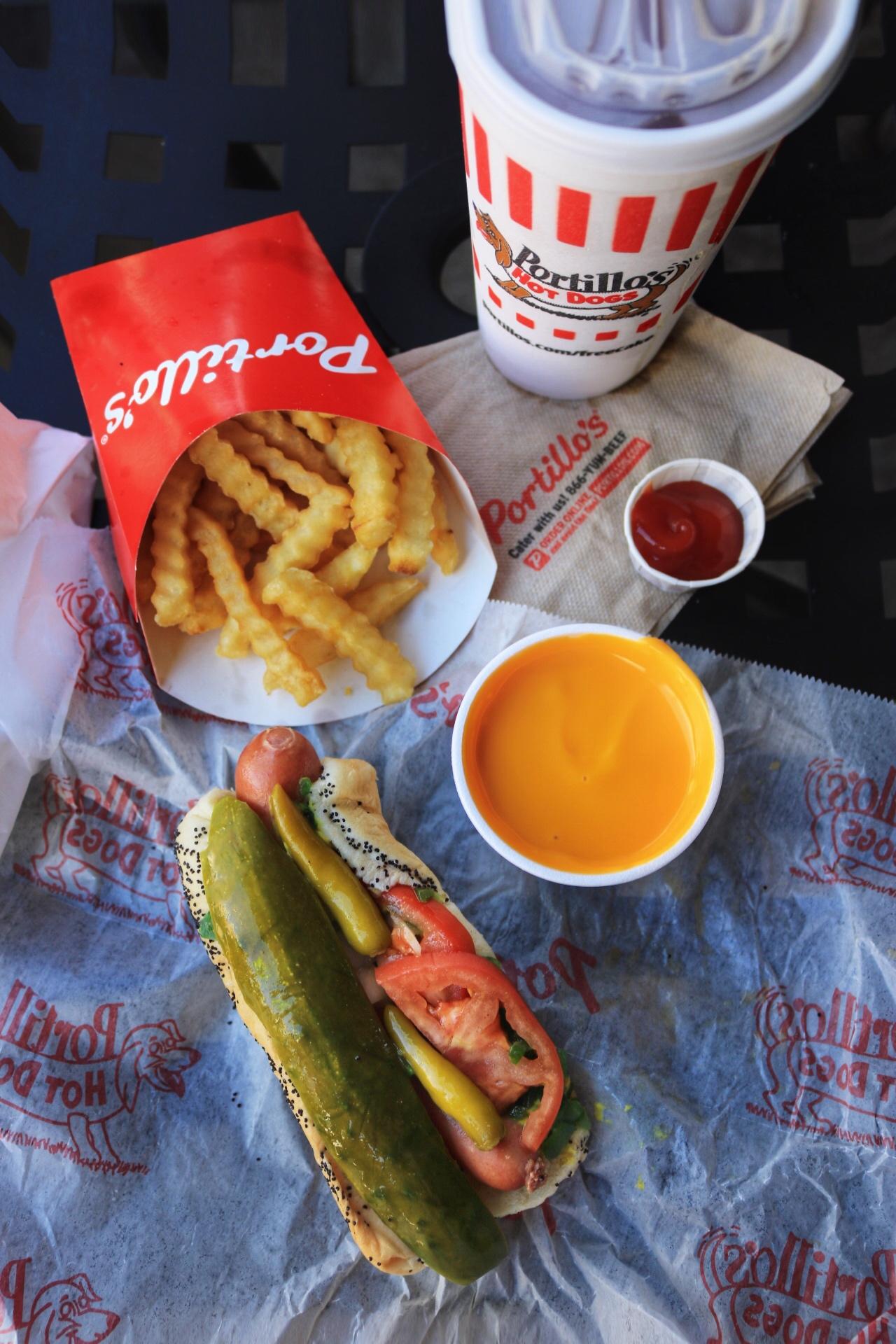 Portillos Hot Dogs Chicago