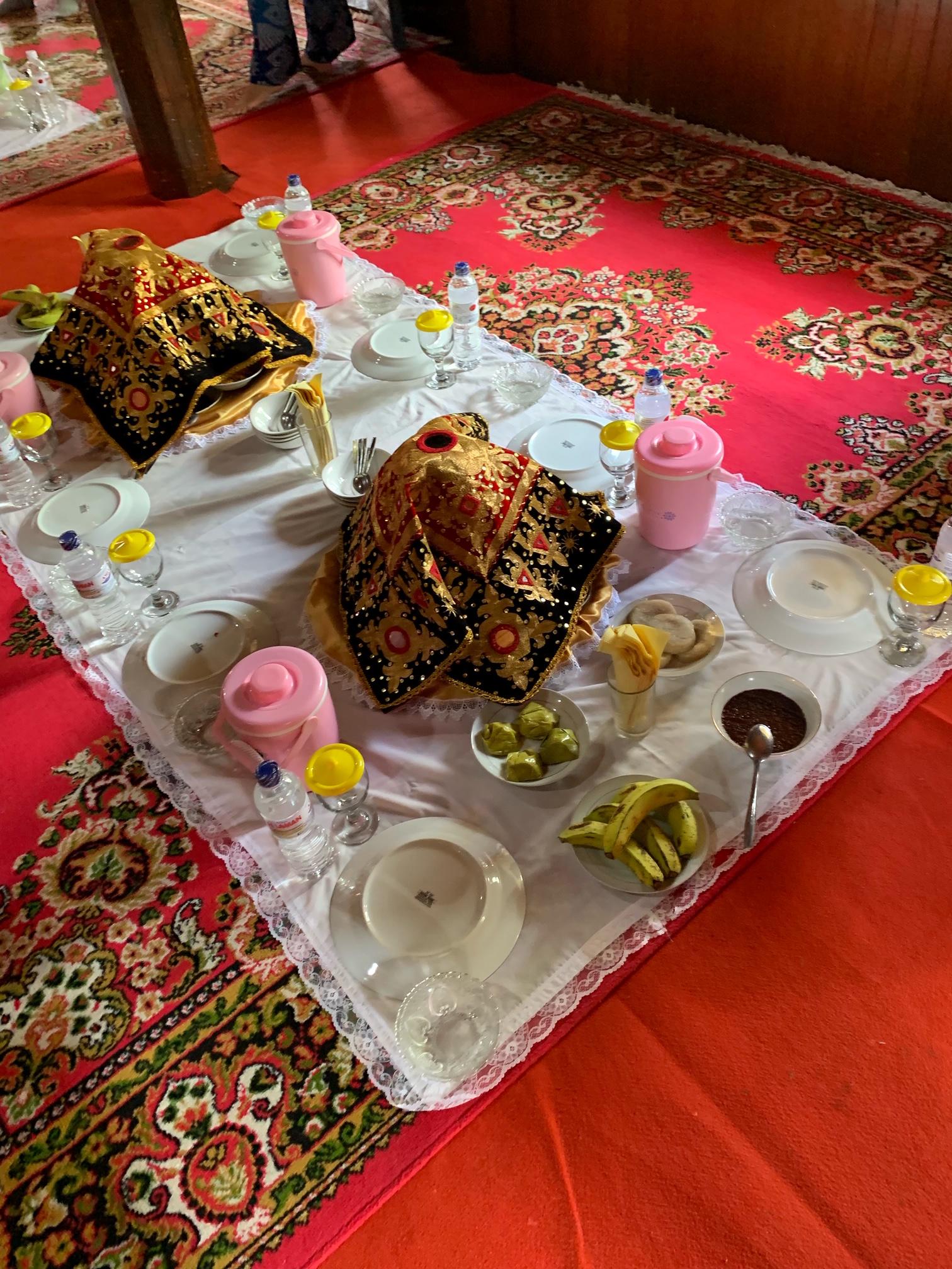 Rumah Gadang Sawah Laman - Padang