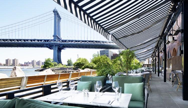 nyc waterfront restaurant
