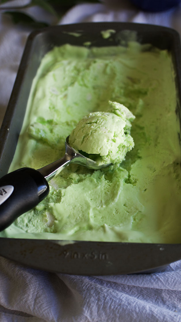 HOW TO MAKE BUKO PANDAN ICE CREAM (NO MACHINE NEEDED)