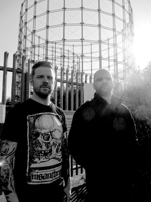 Anaal Nathrakh - Photo by Paul Kenney