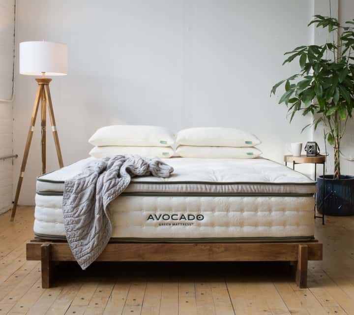 avocado green mattress review best