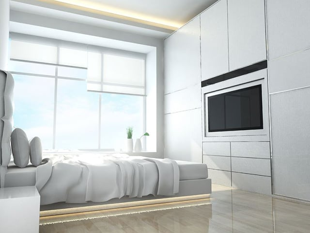 48 Minimalist Bedroom Ideas For Those Who Don T Like Clutter