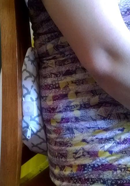 boppy pregnancy wedge pillow review