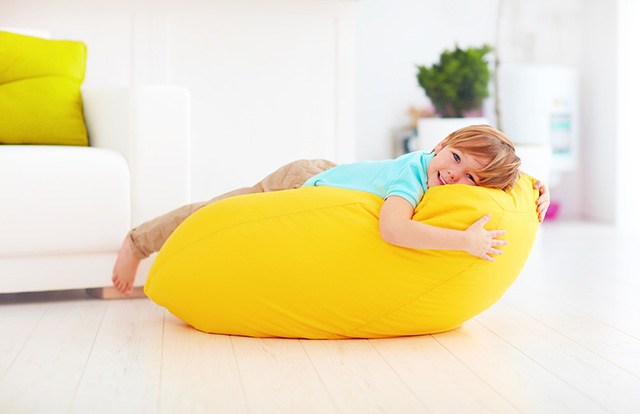 bean bag chairs have increased in popularity amongst both adults and children they are versatile affordable and are taking the place of couches
