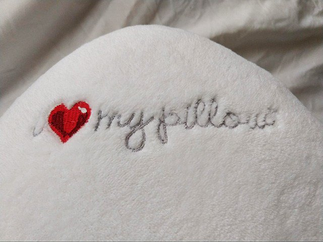 i love my pillow classic traditional