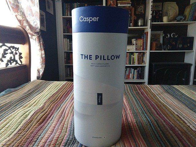 casper original pillow review soft