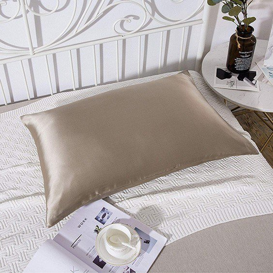 best satin pillowcases soothing
