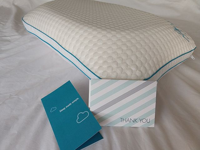 i love my pillow out cold pillow review