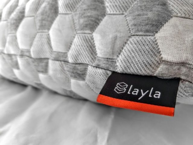 adjustable layla pillow review the