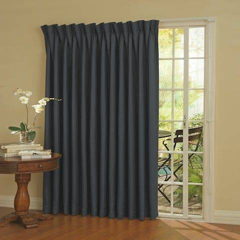 14 blackout curtains for sliding glass