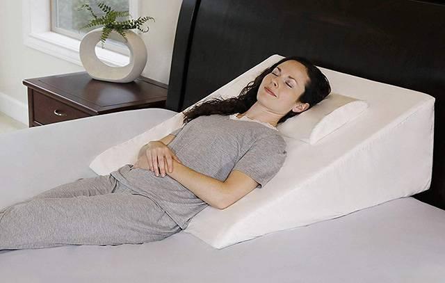 best orthopedic wedge pillow reviews