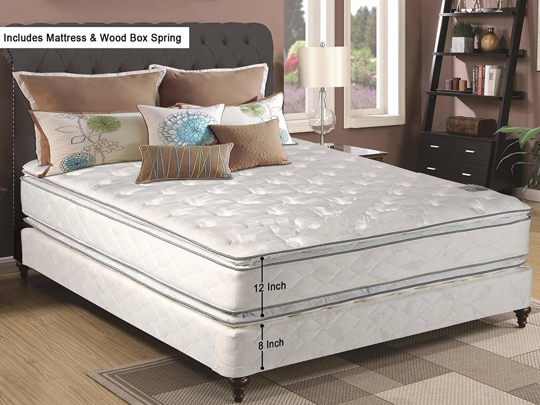 best double sided pillow tops mattress
