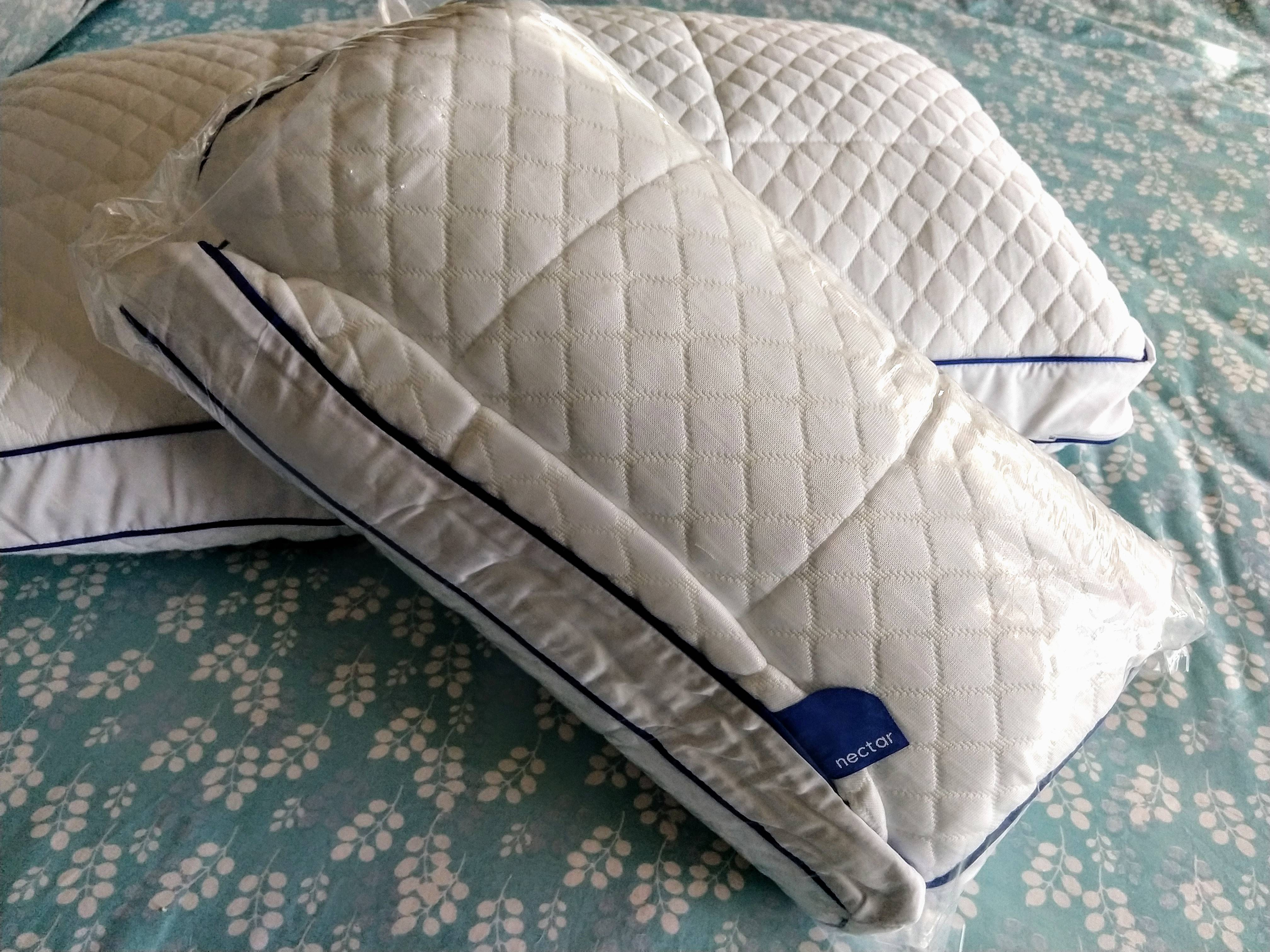 nectar pillow review the sleep judge