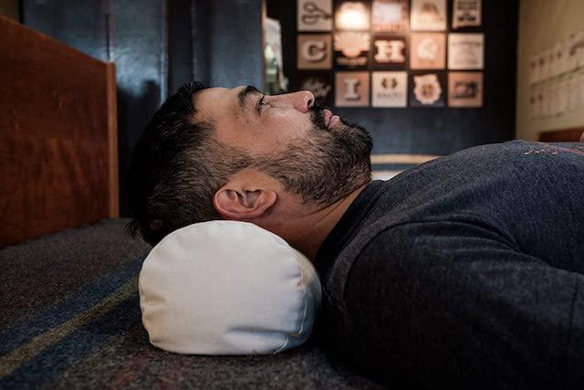 best neck roll pillows reviews 2021