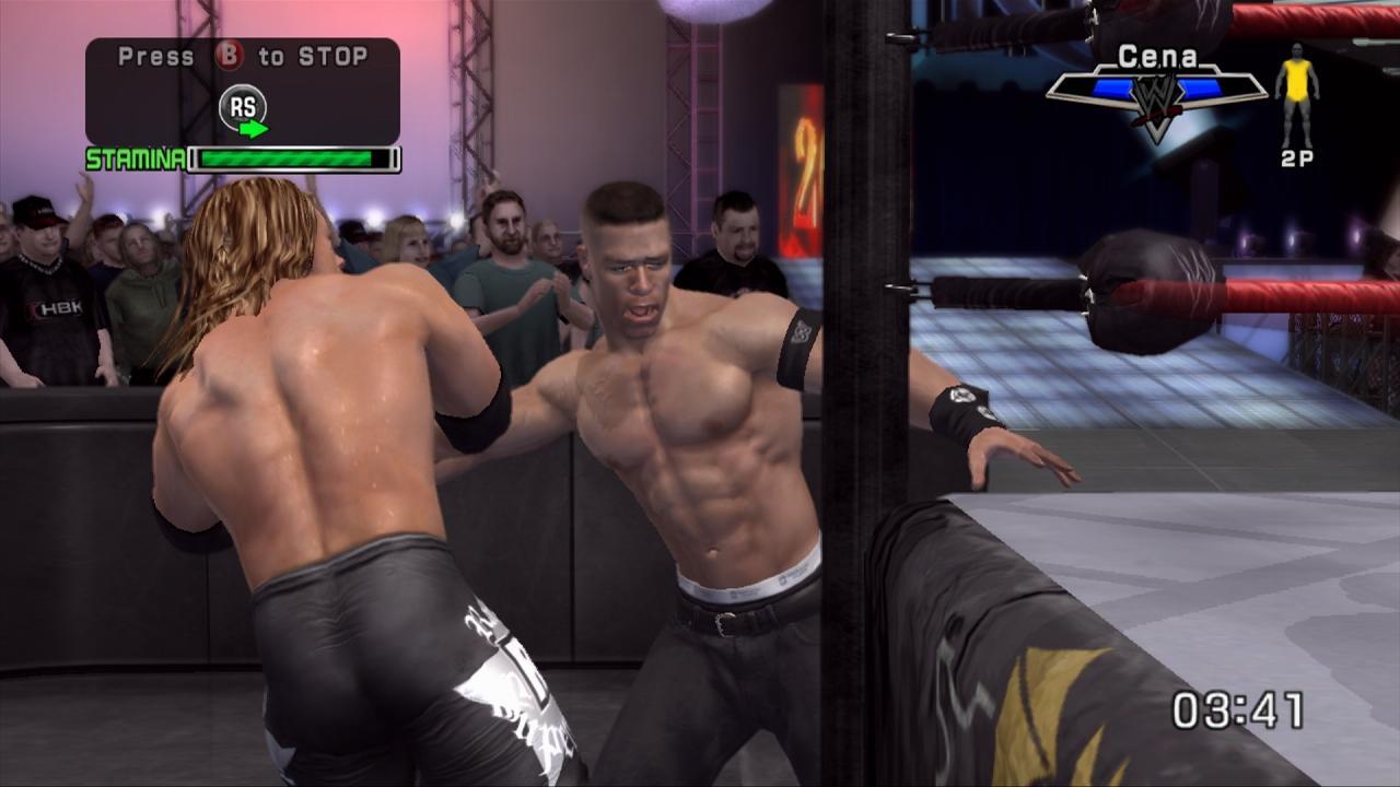 Edge Wwe Smackdown Vs Raw 2007 Roster