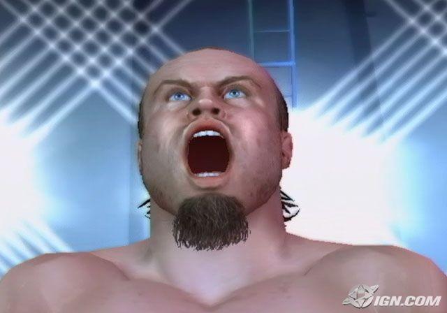 Snitsky Wwe Smackdown Vs Raw 2006 Roster