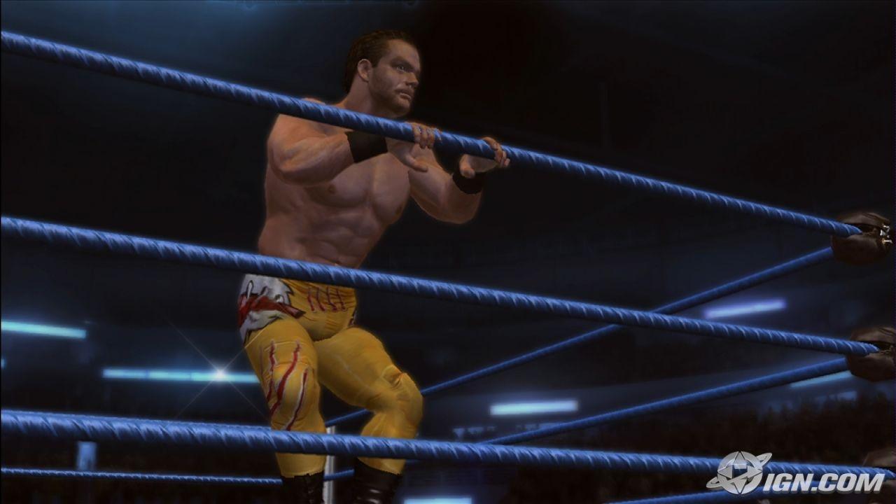 Chris Benoit WWE SmackDown Vs Raw 2007 Roster