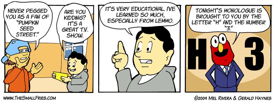 Lemo's Monologue