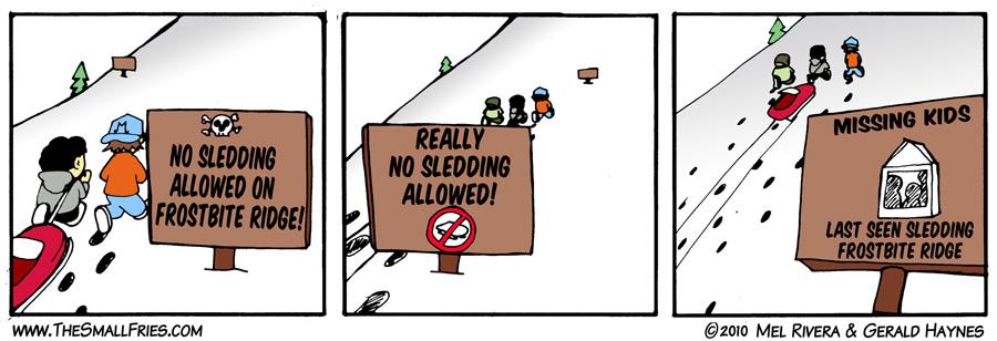 Ignored Warnings