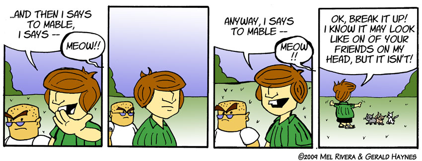 Mable Waiting