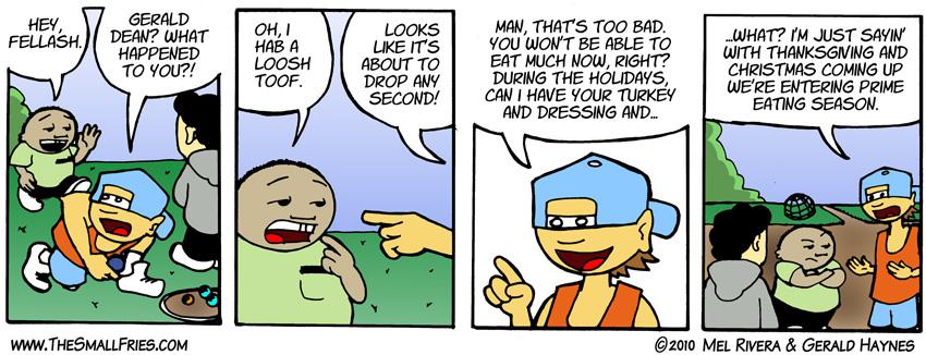 Prime Eating Season