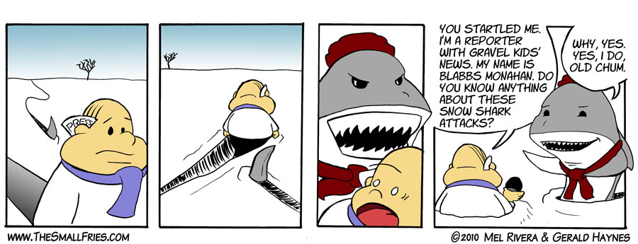 Shark On Record