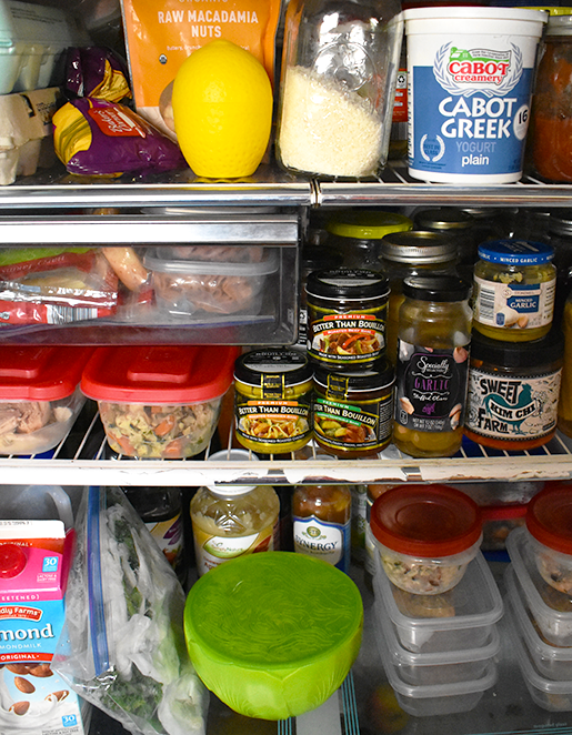Items Always in my Refrigerator | The Small Town Foodie