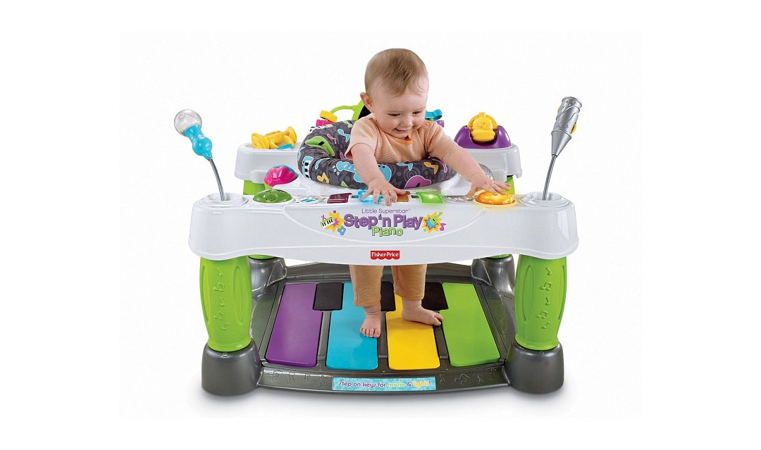 The Best Baby Activity Center