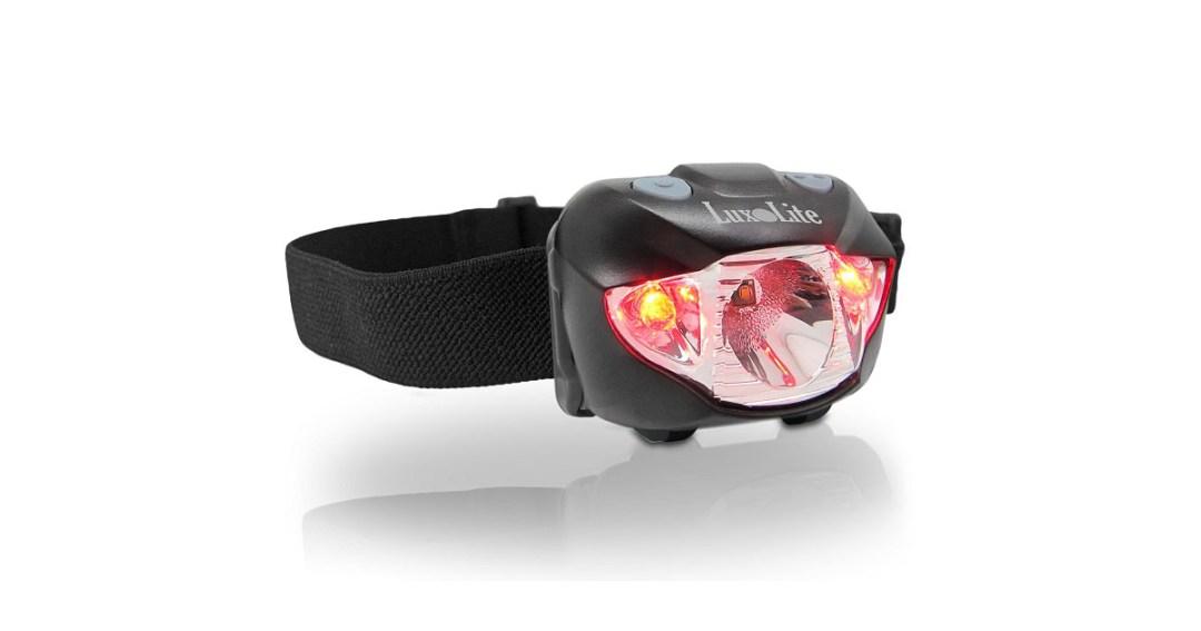 LuxoLite CREE LED Headlamp