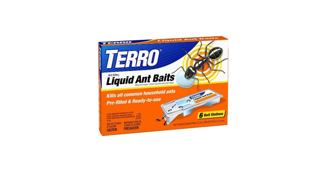 TERRO Ant Killer Liquid Ant Baits