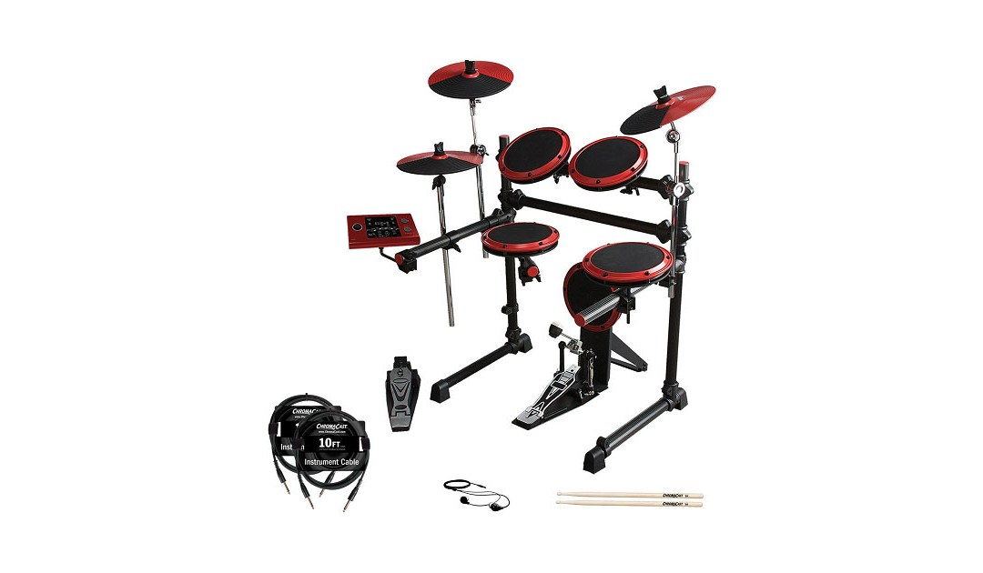 The Best Electronic Drum Set