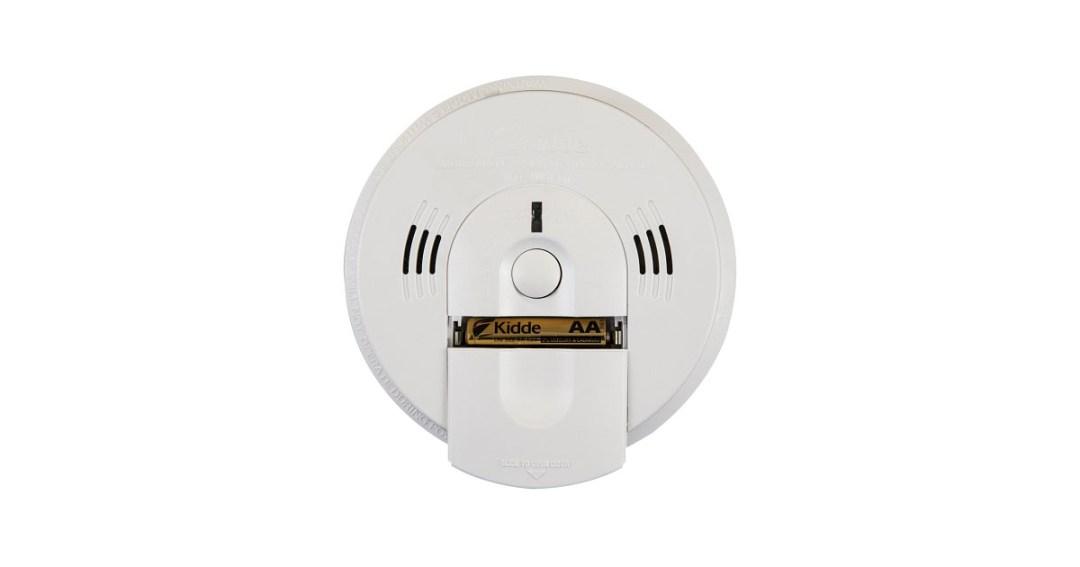 Kidde KN-COSM-BA Battery-Operated Combination Smoke/Carbon Monoxide Alarm