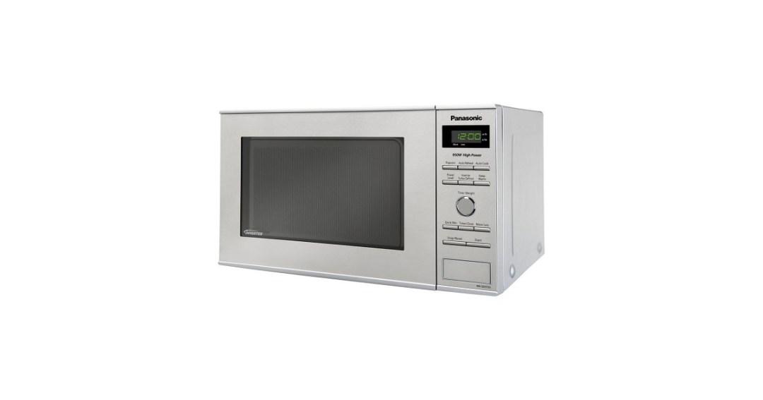 Panasonic NN-SD372S Stainless 950W Countertop Microwave, Best Countertop Microwave