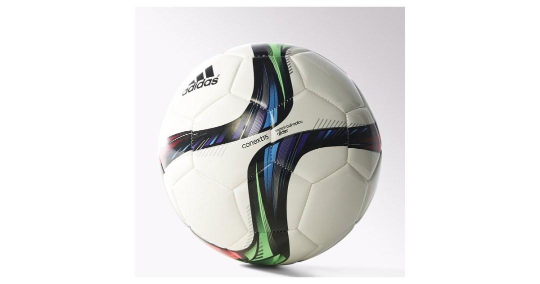 adidas Performance Conext15 Glider Soccer Ball Gold Pick