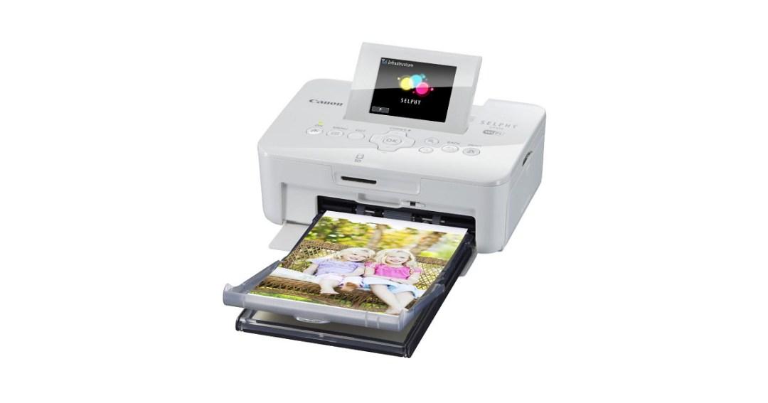 Canon SELPHY CP910 Portable Wireless Compact Color Photo Printer