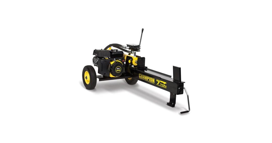 Champion Power Equipment 7-Ton Gas Powered Log Splitter