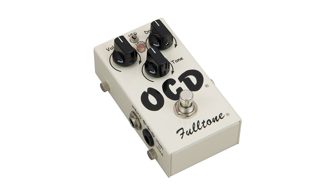 The Best Overdrive Pedal