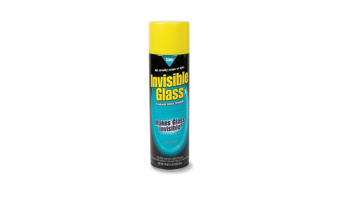 The Best Auto Glass Cleaner