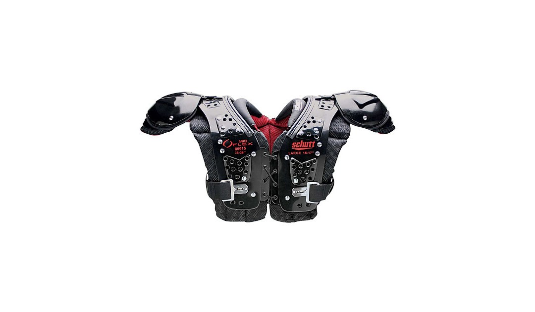 The Best Football Shoulder Pads