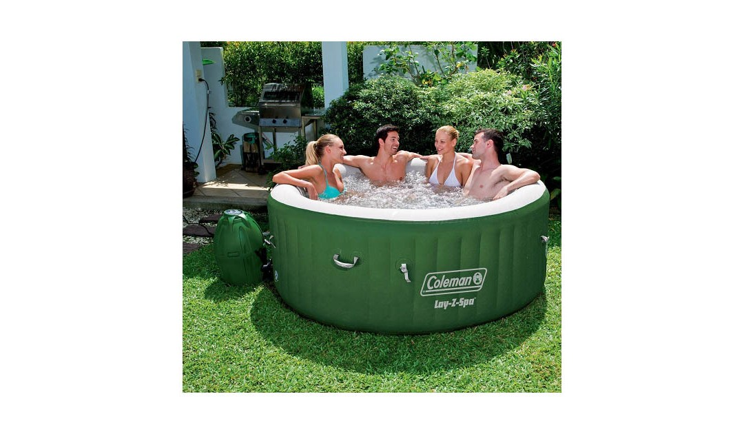 The Best Inflatable Hot Tub