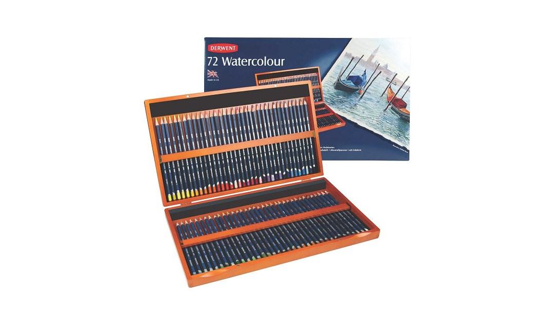 The Best Watercolor Pencils