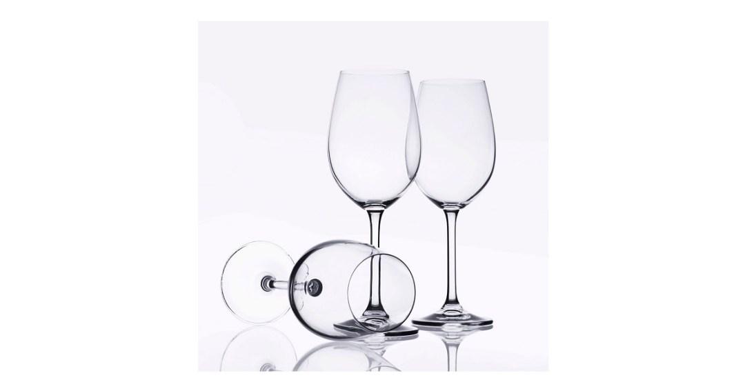 RÖD Wine Glasses