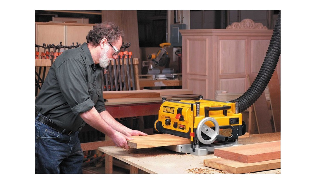 The Best Planer for Woodworking